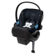 CYBEX Aton M Infant Car Seat in Lavastone Black