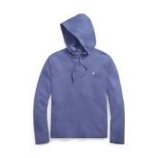 Ralph Lauren Cotton Jersey Hooded T-Shirt Haven Blue L Tall