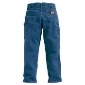 Carhartt Denim Work Jeans for Men - Darkstone - 54x32