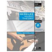 Berklee Press Berklee Music Theory Book 2 (Book/Cd) 2Nd Edition