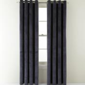 Royal Velvet Augusta Velvet Curtain Panel