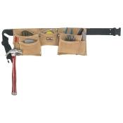 Custom Leathercraft Carpenter Apron I370X-3 Unit: EACH