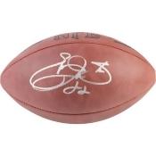 NFL - Emmitt Smith Autographed Football Details: Wilson NFL Game Football