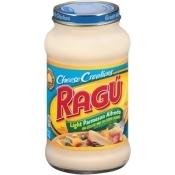 Ragu Light Cheesy Parmesan Alfredo Sauce, 16 oz