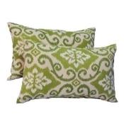 Greendale Home Fashions Shoreham Lumbar Pillow (Set of 2)