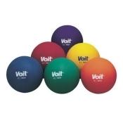Voit Playground Balls, Colored - 8.5