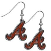 Atlanta Braves Official MLB Dangle Earrings by Siskiyou 422256