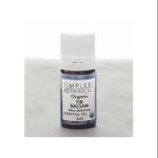 Essential Oil Fir Balsam Organic Simplers Botanicals 5 ml Liquid