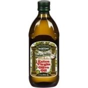 Mantova Italian Golden Extra Virgin Olive Oil, 17 fl oz, (Pack of 6)