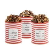 3 Flavor Popcorn Tins
