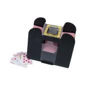 Six-Deck Automatic Card Shuffler