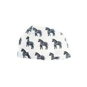 Safari Friends XL Hush Hat in White/Black