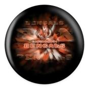 NFL Cincinnati Bengals 8 lb. Bowling Ball