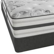 Beautyrest® Platinum™ Bryant Mountain Firm Low Profile Queen Mattress Set