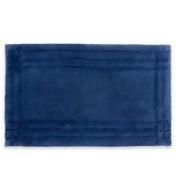 Christy Lifestyle Ultra Soft Cotton 25-Inch x 42-Inch Bath Rug in Blue