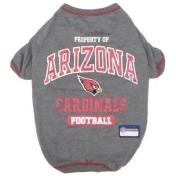 NFL Arizona Cardinals X-Large Pet T-Shirt