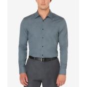 Perry Ellis Men's Jasper Check Shirt