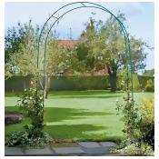 Steel Garden Rose Arch