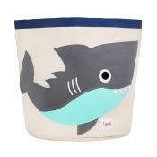 Shark Toy Storage Bin