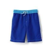 Little Boys Swim Trunks-Vivid Cobalt,S