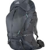 Gregory Deva 80L Backpack - Women's Charcoal Grey, XS