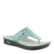 Alegria Vanessa Women's Green Sandal Euro 38 US 8 - 8.5 M