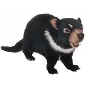 Life-like Handcrafted Extra Soft Plush Adult Tasmanian Devil Stuffed Animal 23.5
