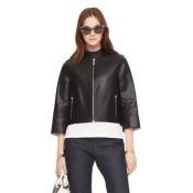 Salma Leather Jacket
