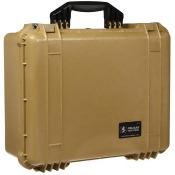 PELICAN Pelican 1550-000-190 Medium Case w/Foam for Camera (Tan)