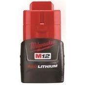 MILWAUKEE ELECTRIC TOOL M12™ REDLITHIUM 2 PACK - CP BAT
