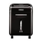 Fellowes Intellishred 3227901 PS-79Ci Jam Proof Shredder - 11 feet/m - 6 Gallons - Black, Silver (Open Box)