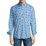 Classic-Fit Haven Short-Sleeve Sport Shirt