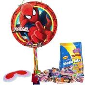 Ultimate Spiderman Pull String Pinata Kit