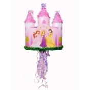 Disney Princess Castle Pull-String Pinata