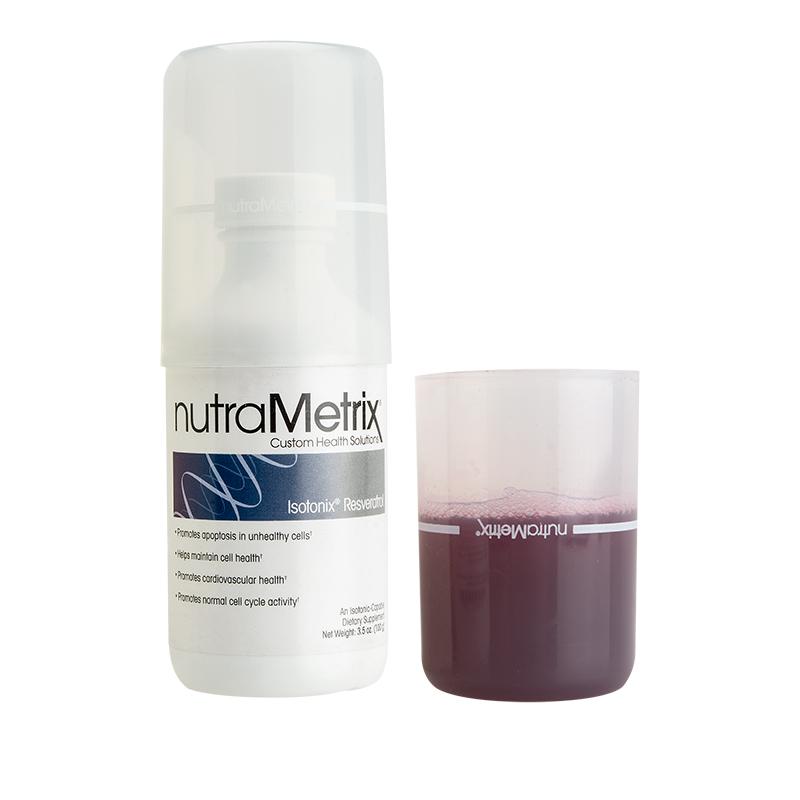 nutraMetrix Isotonix® Resveratrol