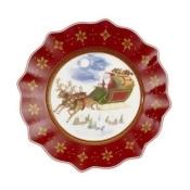 Villeroy & Boch Annual Christmas Edition Salad Plate 2018