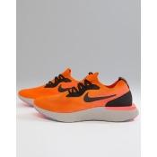 Nike Running Epic React Flyknit sneakers in orange aq0067-800 - Orange