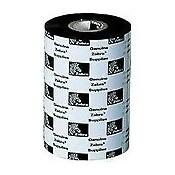 Zebra Wax Resin Ribbon 2.52 in x 242 ft 5555 Standard 0.5in core - Thermal Transfer - 2.52