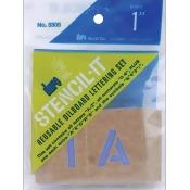 Stencil-It Reusable Lettering Set-1