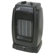 Comfort Zone Standard Oscillating Heater/Fan
