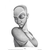 Pure Poster Print by Cbabi Bayoc (21 x 27)
