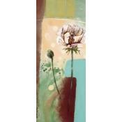 Floral Splendor IV Poster Print by Selina Werbelow