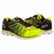 Fila Men's ROMEO Shoes (Yellow/Black)