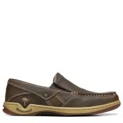 Margaritaville Men's Havana Slip On Boat Shoes (Brown) - 10.5 M