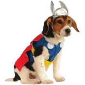 Classic Marvel Thor Super Hero Pet Dog Costumes