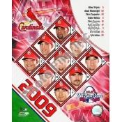 St. Louis Cardinals 2009 Team Composite 8x10 Photo