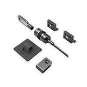 Kensington K64615US Desktop and Peripherals Locking Kit (Open Box)