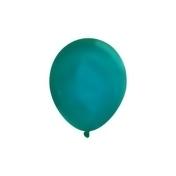 "Balloons and Weights 2180 9"" Jade Green Latex Balloons 144 pc pak of 5"