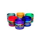 Sargent Art Liquid Metal Non-Toxic Premium Acrylic Paint Set - 4 Oz. - Assorted Metallic Color, Set - 6