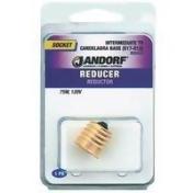 Jandorf Specialty Hardw Socket Reducer Interm E17 E12 60424